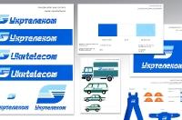 Разработка фирменного стиля.  Ukrtelecom